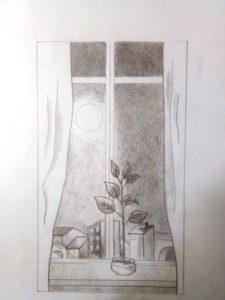 рисунок Полины Григорьевой